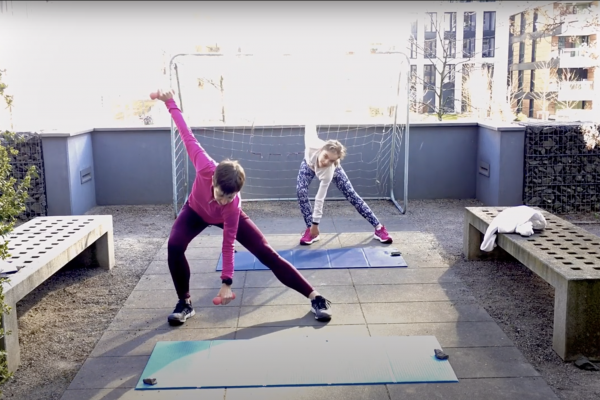15-Minute Full-Body Workout with Weights