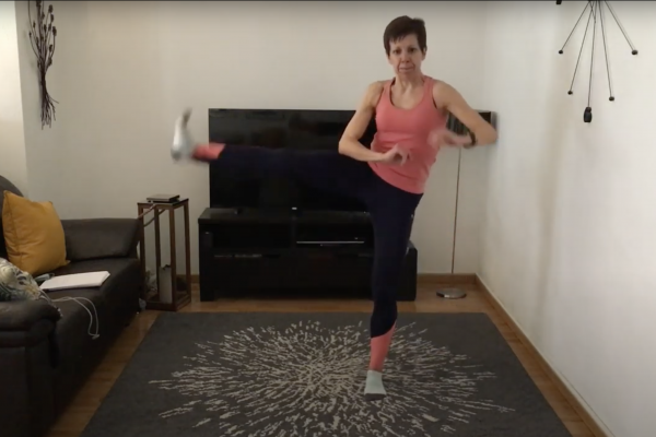 10-Minute Cardio Workout #2